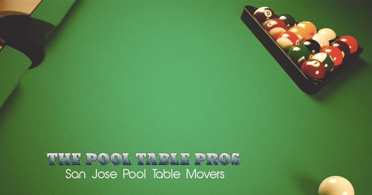 Charmant Pool Table Installation
