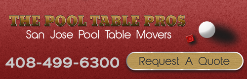 san jose pool table professionals