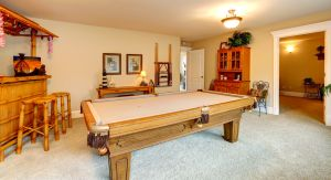 choosing new felt for your pool table