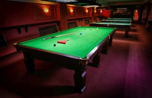 hire a professional when moving your pool table